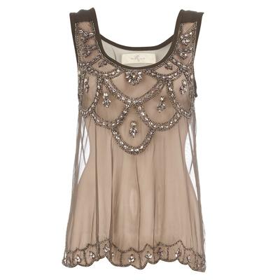 LOVEFashion 3, Beautiful Beads, Classy Dressy, Veeerrri Nice, Beads Tanks, Beautiful Details, Dreams Closets