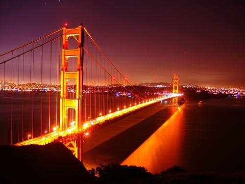 my favorite golden gate bridge :)