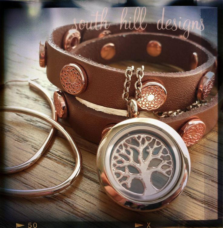 Family Tree of Life South Hill Designs locket