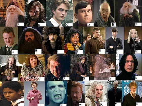 From Luna Lovegood To Voldemort Don T Say His Name You Can Be Any Of Thes All Harry Potter Characters Harry Potter Movie Characters Harry Potter Characters