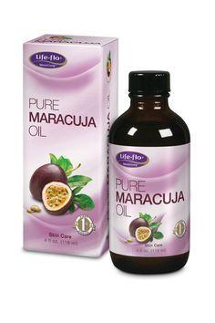 Life-Flo Maracuja Oil. This stuff is AMAZING.