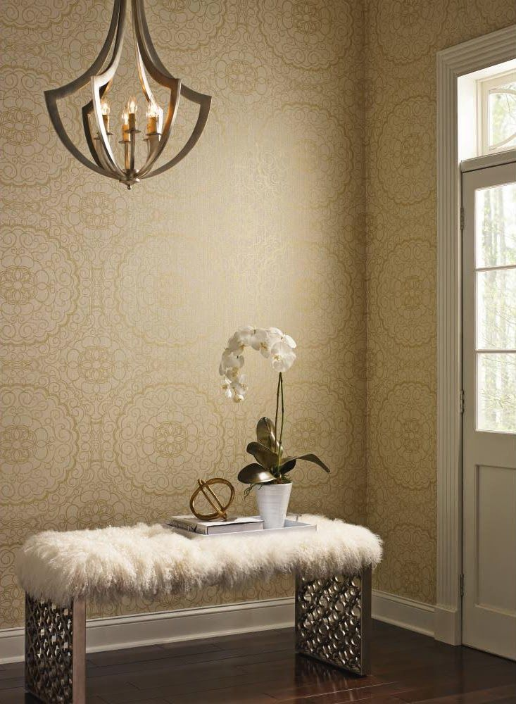 25 best Candice Olson Wallcovering images on Pinterest | Candice olson, Tapestries and Nature ...