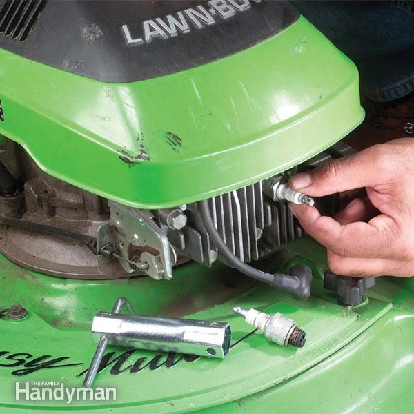 lawn mowing can be a joy or a chore depending on the condition of your lawn mower. here are five basic tasks
