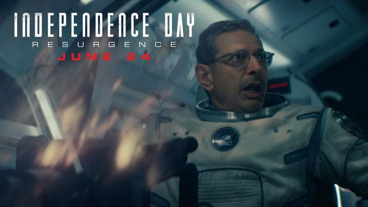 "Independence Day: Resurgence | ""They're Coming Back"" TV Commercial"