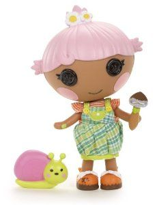 Amazon.com: Lalaloopsy Littles Doll, Blossomu0027s Little Sister: Toys U0026 Games