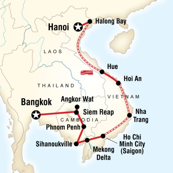 Cambodia & Vietnam                                                                                                                                                                                 More