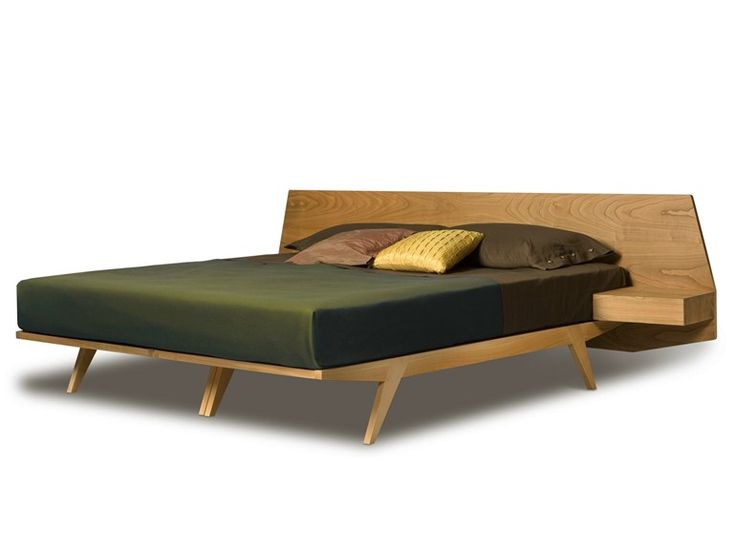 GIO' Double bed by Morelato design Centro Ricerche MAAM