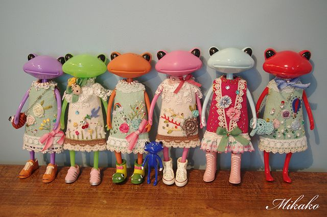 17 Best Images About Wonder Frog On Pinterest Doll