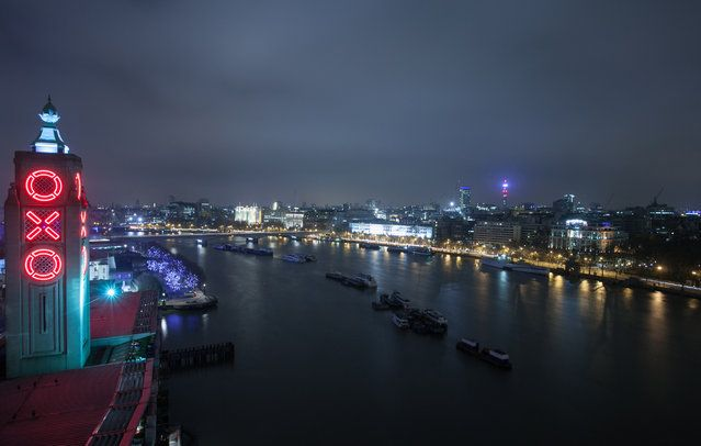 King's Reach Tower, Southwark | London From The Rooftops #piclectica