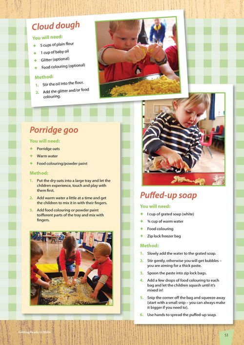 "Lots of Malleable Ideas for Dough Gym Week from ABC Does ("",)"