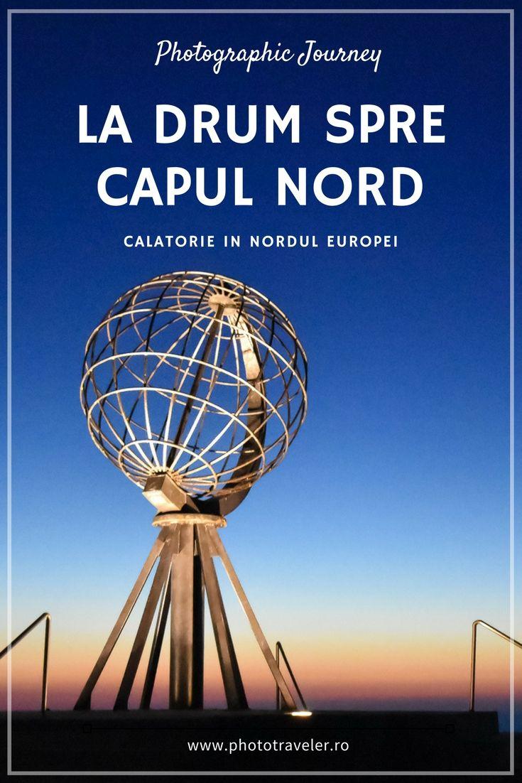 La Drum spre nordul extrem al Europei (On the way to the extreme north of Europe - North Cape) #NorthCape #Nordkapp #Norway  #Photography #Travel #TravelPhotography #travelblogger