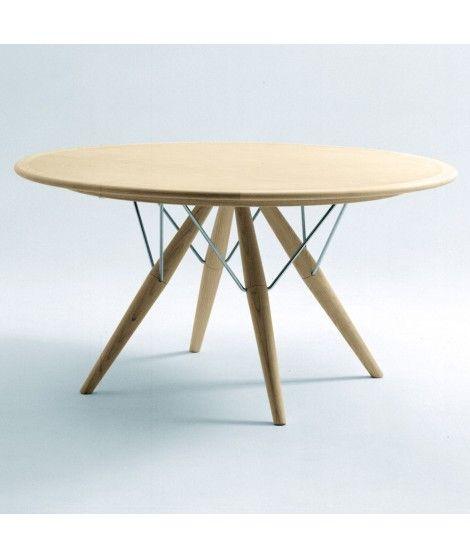 17 meilleures id es propos de table ronde avec rallonge - Table salle a manger ronde avec rallonge ...