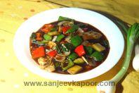 Chinese Stir-Fried Vegetables