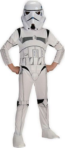 Child Stormtrooper Costume - Kids Stormtrooper Costumes Boys