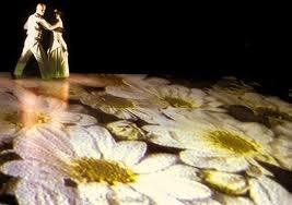Lupauksia (Promises). Dancers Pirjo Yli-Maunula & Alpo Aaltokoski. Performed at Full Moon Dance festival in 2000.