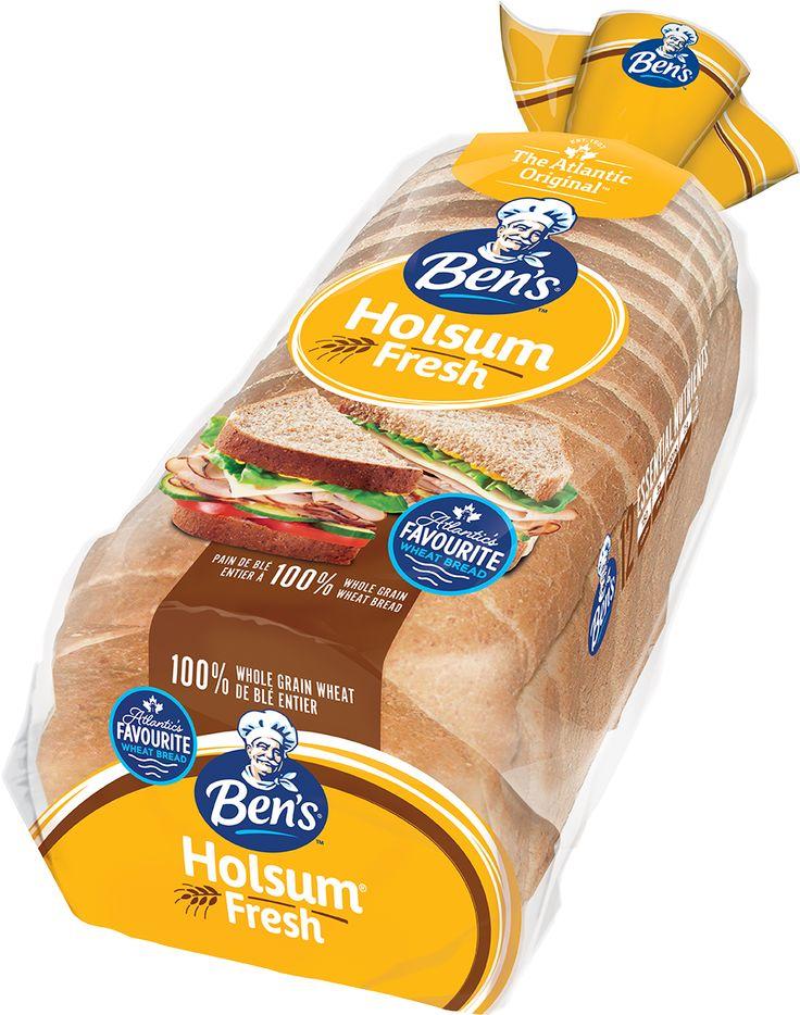 Ben's® Holsum Wheat Bread