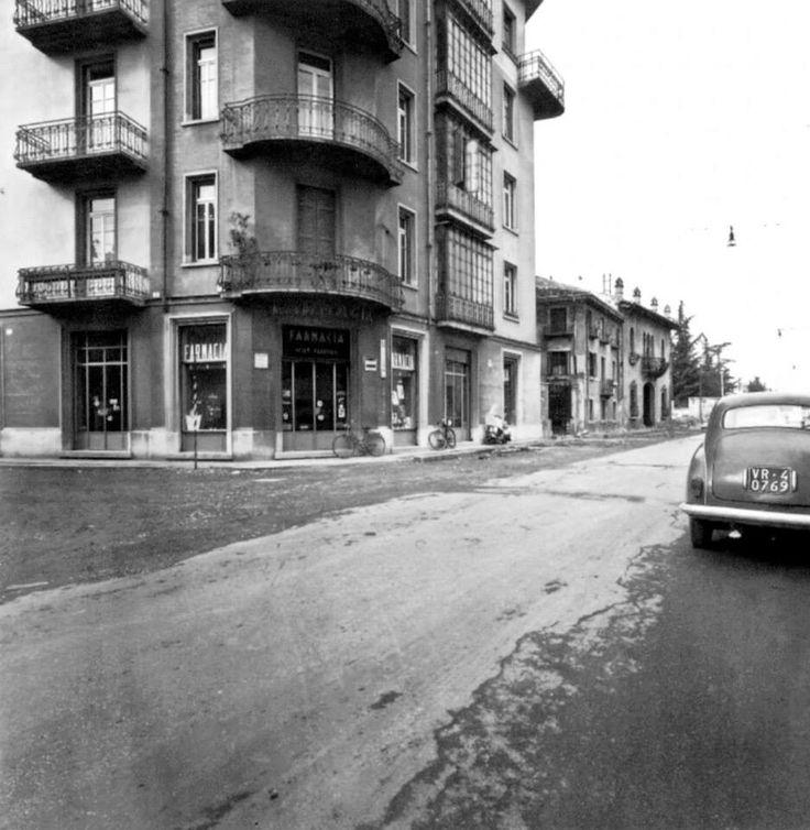... via Mameli anni 50/60
