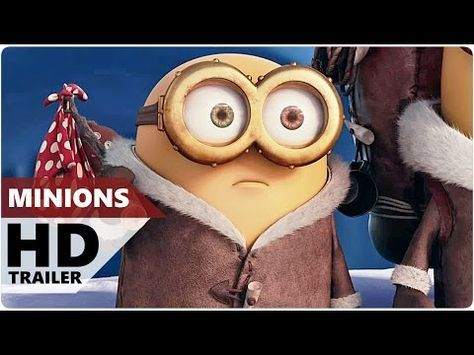 Minions Trailer German Deutsch - YouTube