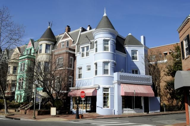 Washington, DC shopping guide, find the best neighborhoods for shopping in Washington, DC, Maryland and Northern Virginia.