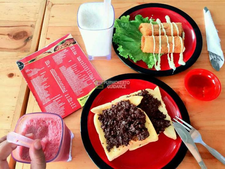 Nice Cafe & Bakery – Purwokerto Guidance