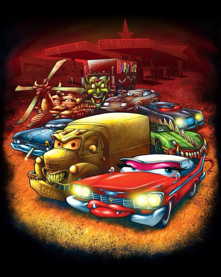 Cars, Maximum Overdrive