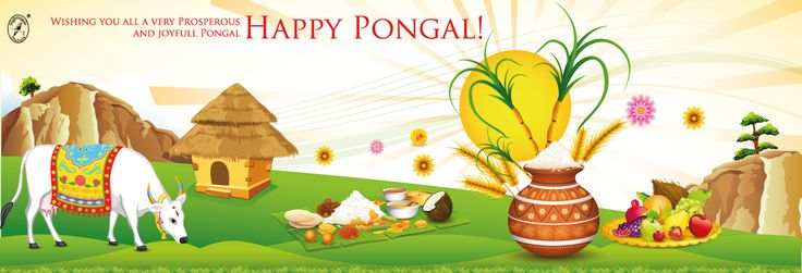 Nightingale Wishes you Happy Pongal