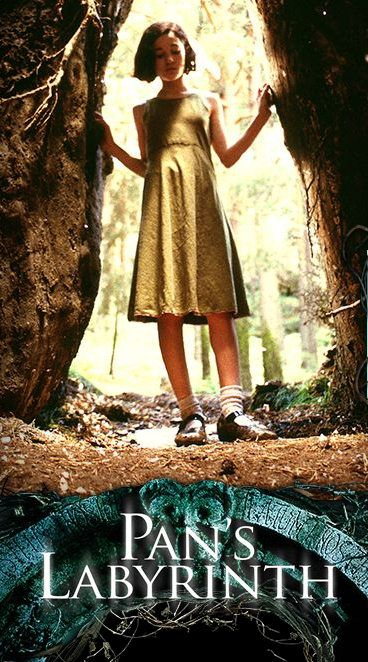 Pan's Labyrinth: Maze, Film, William Bull, Labyrinths Movie, Movies, The Faun, Pan Labyrinths, The Maze, Fairies Tales