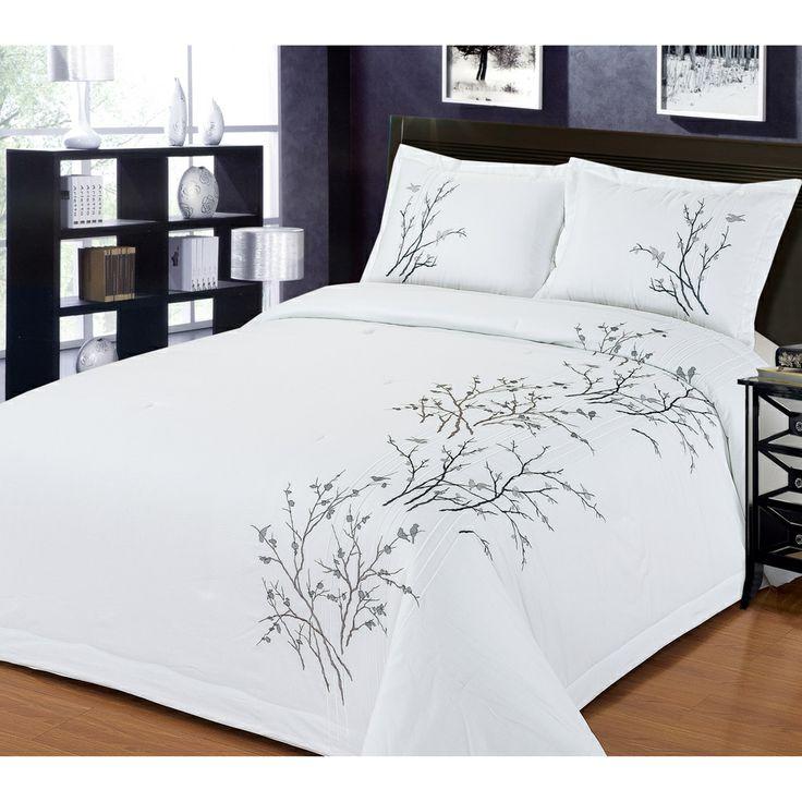 18 best Bedding images on Pinterest | Bedrooms, Brass bed ...