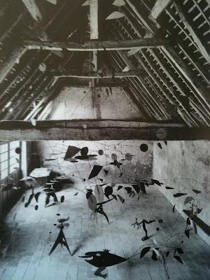 ✏ Space to Create ✏ artist studios & creative workrooms - Calder's studio