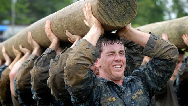 Want to train like a Navy SEAL? Start with three SEAL-inspired core exercises from STACK Expert Scott Abramouski.
