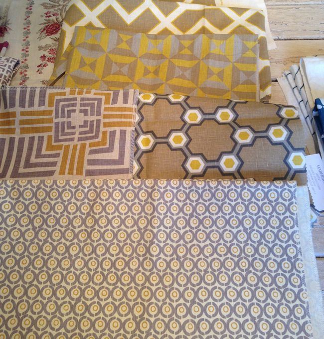 Gorgeous fabrics by vandergurd and rapture and wright love these colour ways