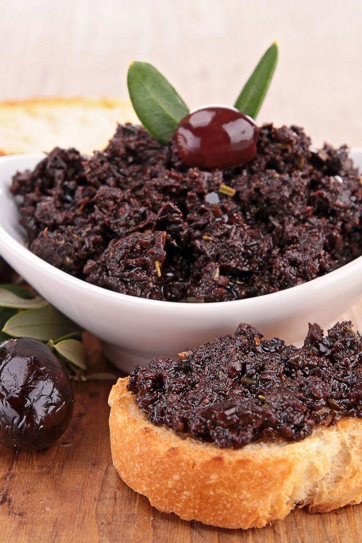 Kalamata Olive Tapenade Recipe