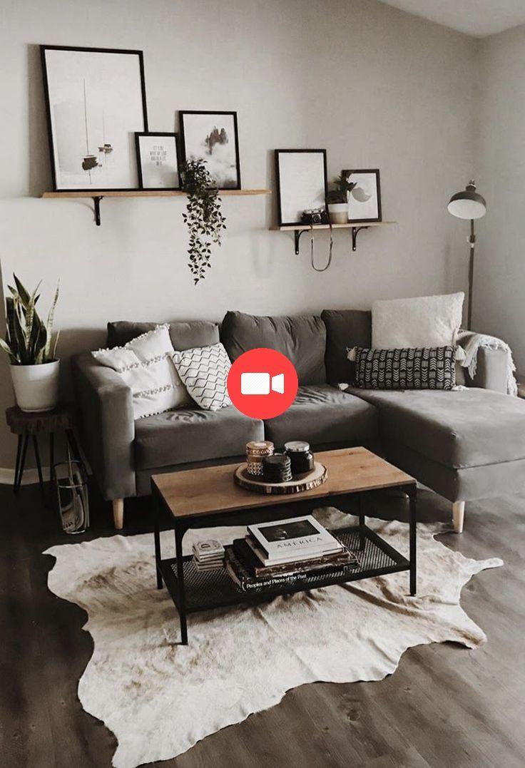 15+ idées de décoration de salon moderne inspirantes en 15