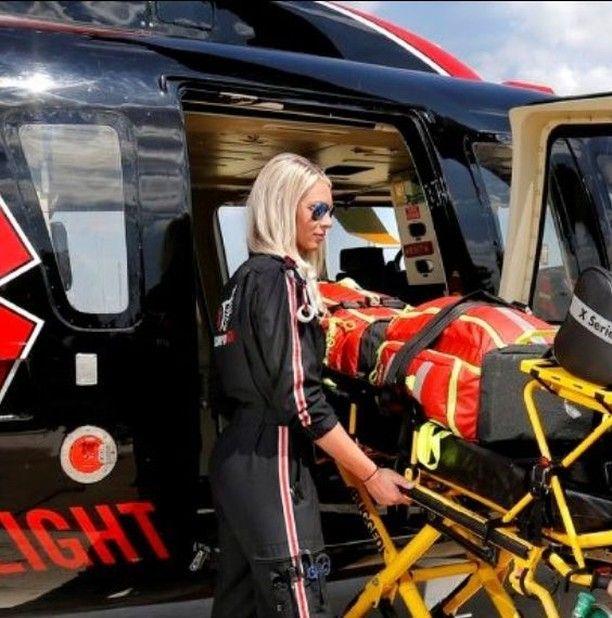 Flight Paramedic Appreciation 10 Off Statpacks Gear