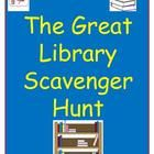 "This FREEBIE resource uses a ""scavenger hunt"" activity to introduce and reinforce the importance of the Dewey Decimal system in the school library.  Grades 4-8"
