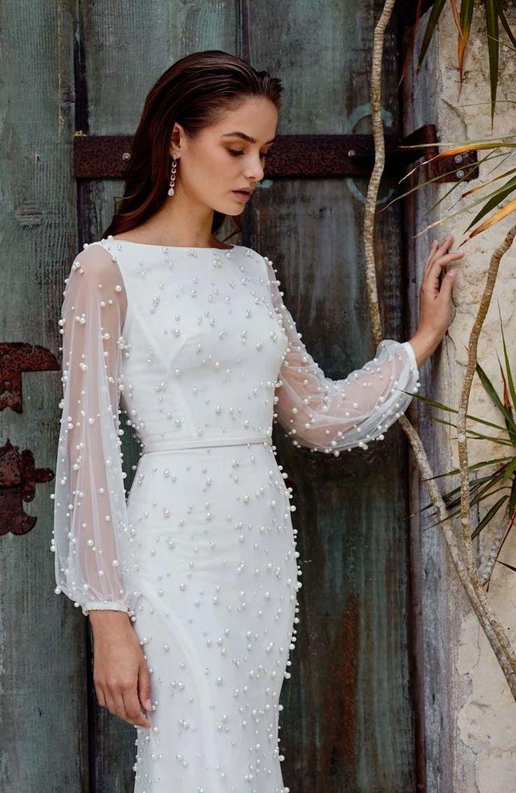 14 Newest Wedding Dresses Ideas To Inspire  Galakleider, Neue