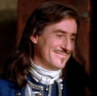 Gabriel Byrne as D'Artagnan in The Man in the Iron Mask. One of the best Musketeer portrayals ever, as in the history of cinematography !