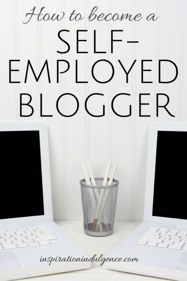 Sick of your 9-5 job? Consider taking your passion to the next level. A complete guide to become self-employed as a blogger.