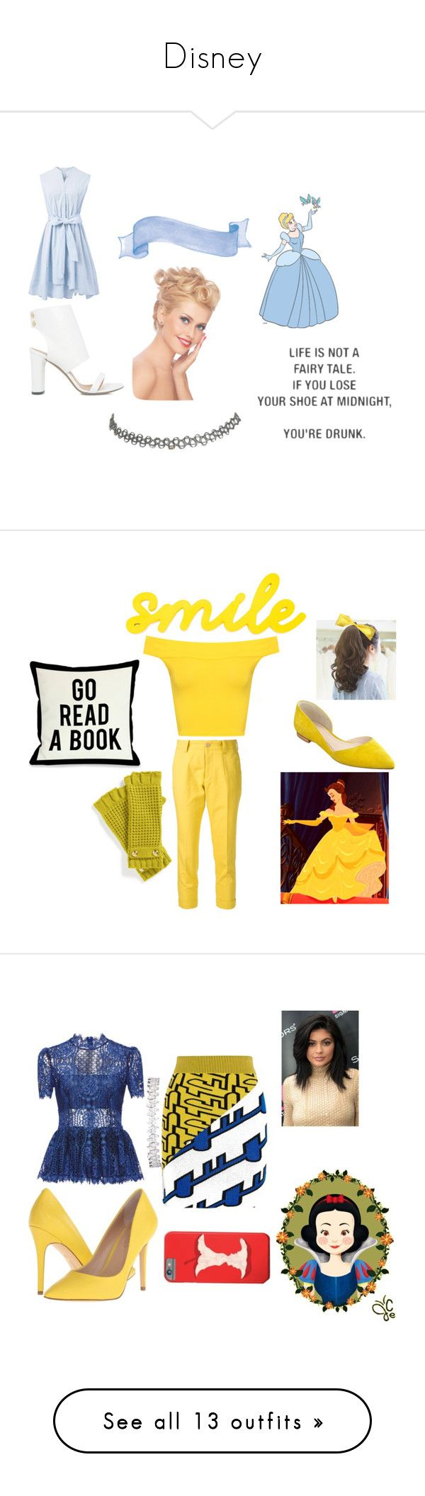 """Disney"" by jenny-on-fleek on Polyvore featuring mode, Chicwish, IRO, Wet Seal, Arts & Science, WearAll, MICHAEL Michael Kors, Marc Fisher LTD, One Bella Casa et Disney"