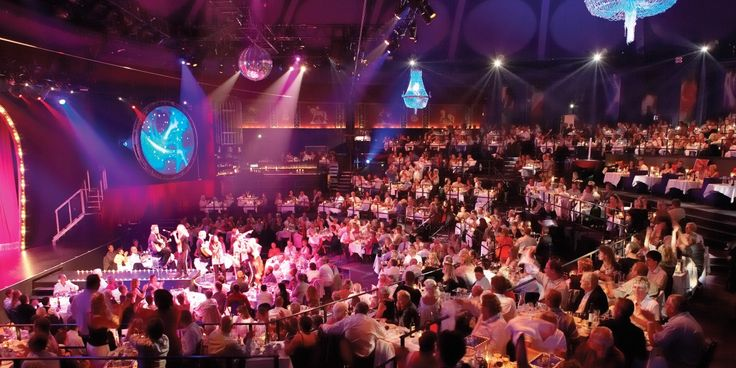 Wallmans Cirkusbygningen - Show og middag. wallmans.dk