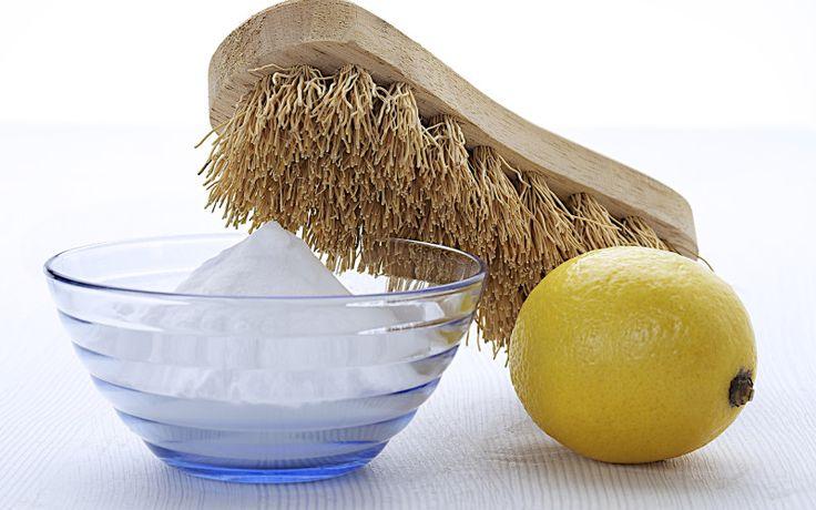 Retromania | Glöm kemikalier – 19 briljanta matvaror som städar hemmet