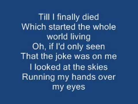 Haunted House lyrics - Bee Gees - Genius Lyrics