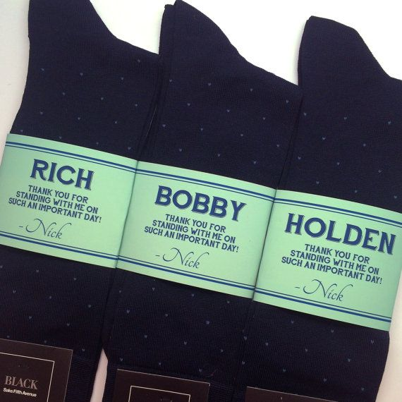 Hey, I found this really awesome Etsy listing at https://www.etsy.com/listing/463032201/socks-personalized-groomsmen-gifts