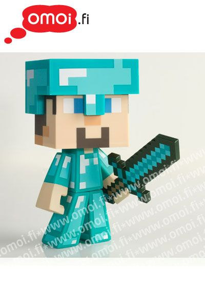 Minecraft Diamond Steve Vinyl figure - 32,00EUR : Manga Shop for Europe, A great selection of anime products