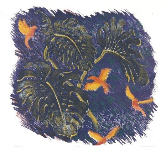 Ferdinand Finne (1910 – 1999): Fuglenes dans II