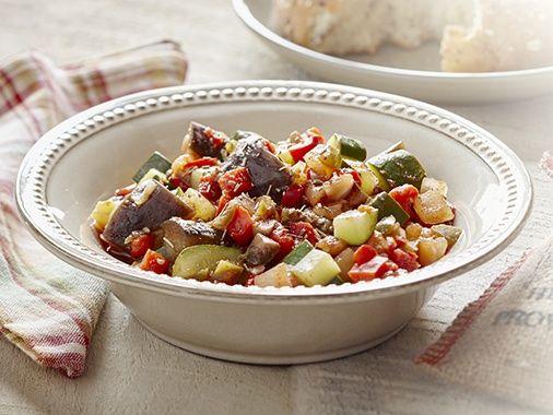 On craque pour la ratatouille à la mijoteuse #légumes #mijoteuse | Slow cooker ratatouille #vegetables