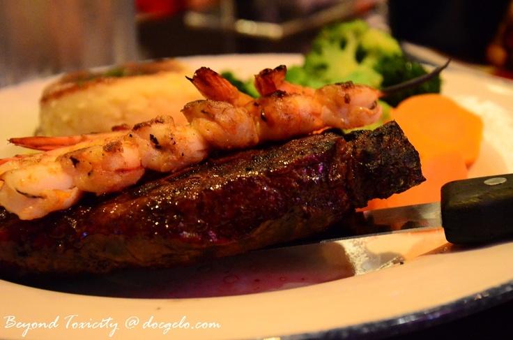 Menu At Hard Rock Cafe Penang
