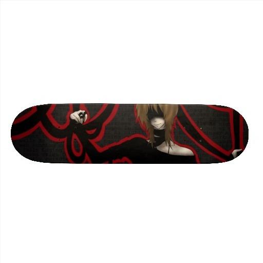 Daniel in the Web Skate Board Deck