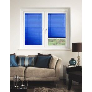 Neon Blue Perfect Fit Venetian Blinds
