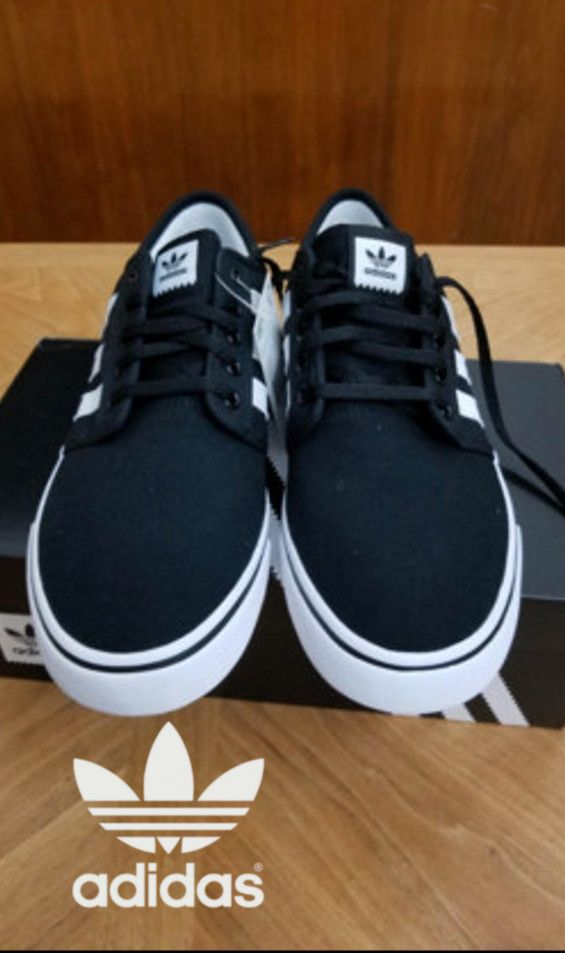 competitive price 55354 c40ef adidas Men s Seeley Skate Shoe